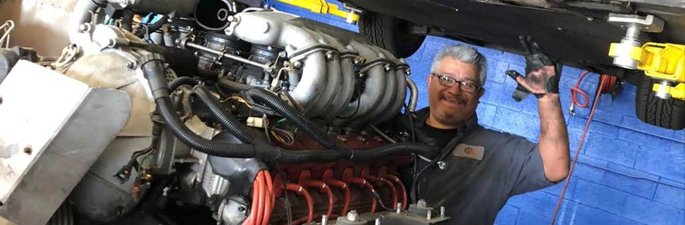 SPACE25 Automotive Care repair services in Rialto, CA